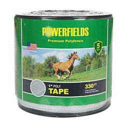 "Premium Polyfence 1"" Poly Tape Powerfields"